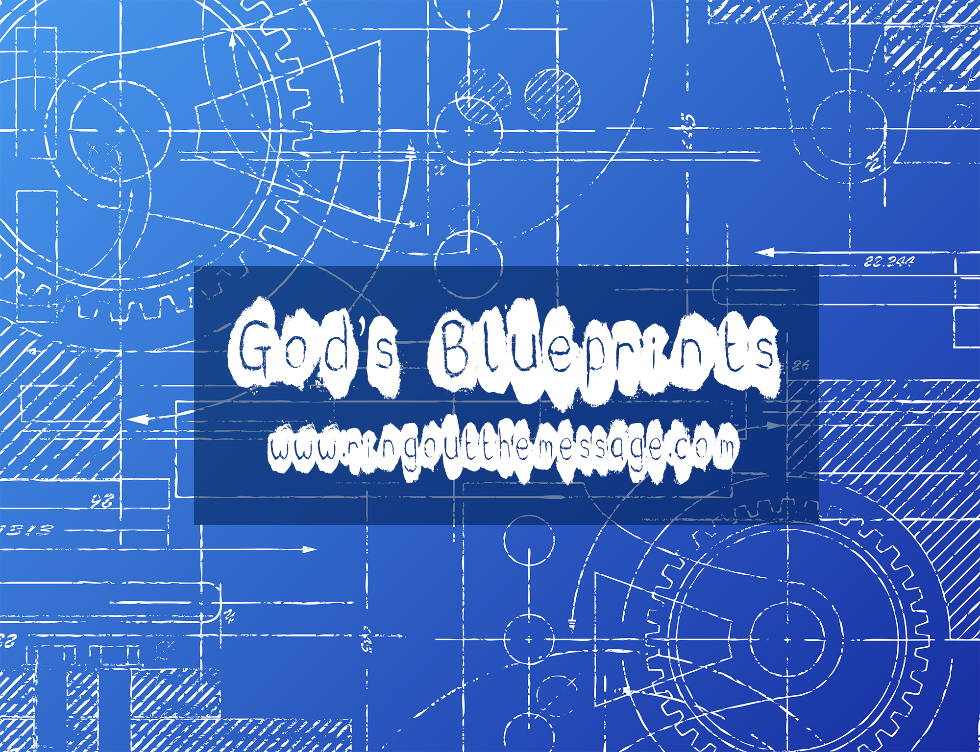 Gods blueprints god is the creator of the universe and all things therein isaiah 4518 colossians 116 he created man in his image giving him a never dying soul malvernweather Gallery